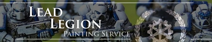 Banner for Lead Legion Painting Service